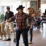 Line Dance Österlen gymnasiet