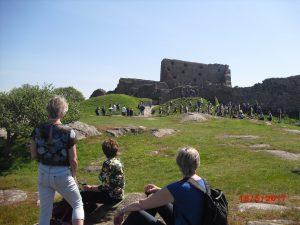 vandringstips för norra Bornholm