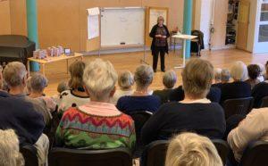 Bemötande föreläsning