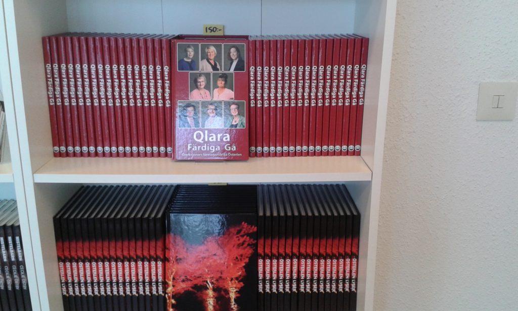 Böcker som Gaby Gummesson medverkat i